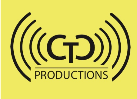 logo for communtiy theater company Change the Channel Productions
